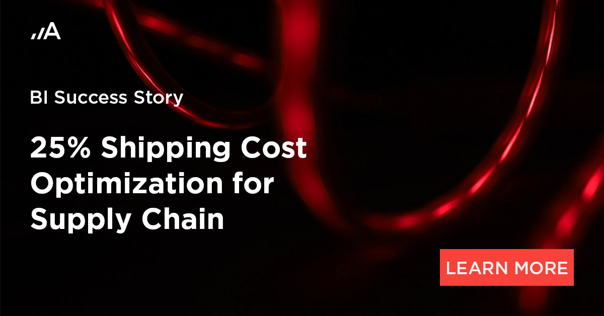 25 shipping cost optimization for supply chain