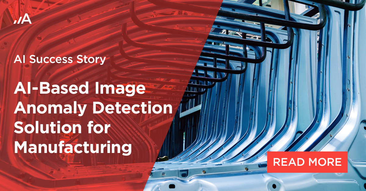 ai based image anomaly detection solution for manufacturing
