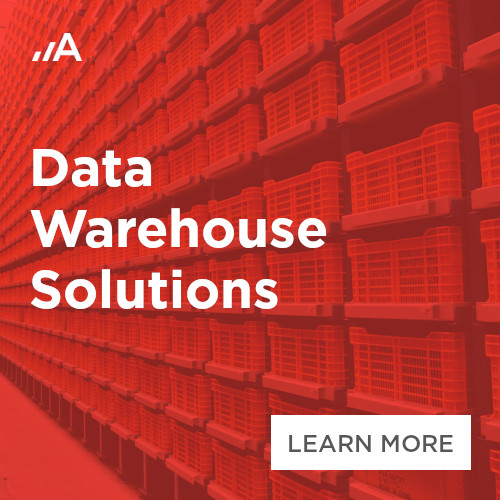 Data warehouse services and consultancy banner 500x500px.